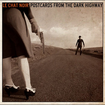 Postcards From The Dark Highway cover art