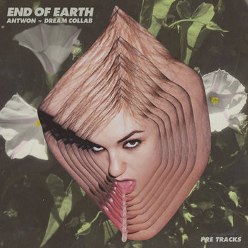 END OF EARTH // pre tracks album cover art