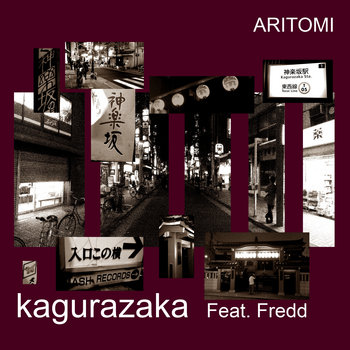 kagurazaka feat. Fredd cover art