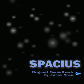 Spacius Original Soundtrack cover art