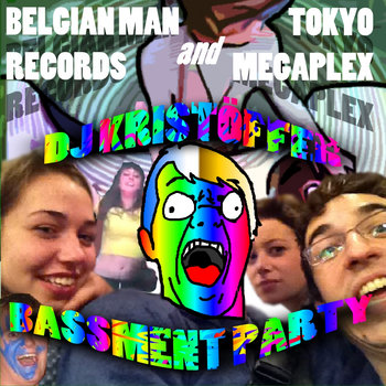 Bassment Party cover art