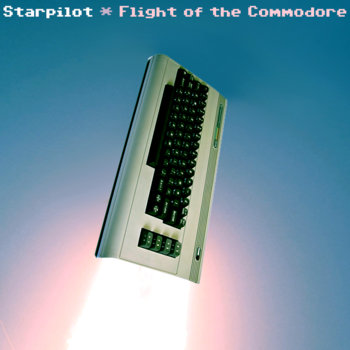 Flight of the Commodore cover art