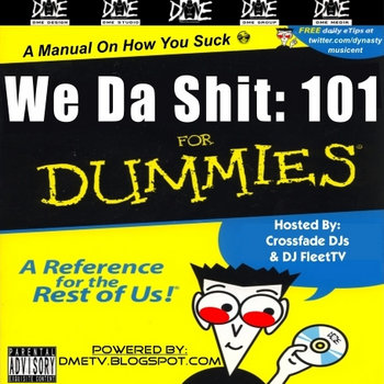 We Da Shit: 101 cover art