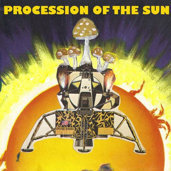 Procession Of The Sun cover art