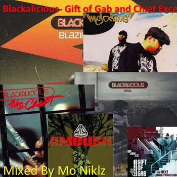 Blackalicious Mix cover art