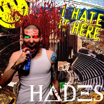 I HATE IT HERE cover art