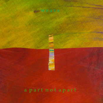 a part not apart cover art