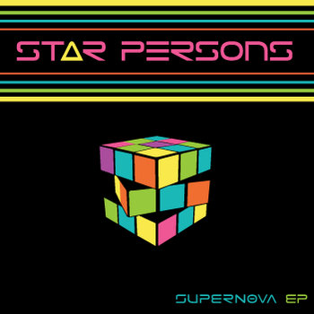 Supernova EP cover art