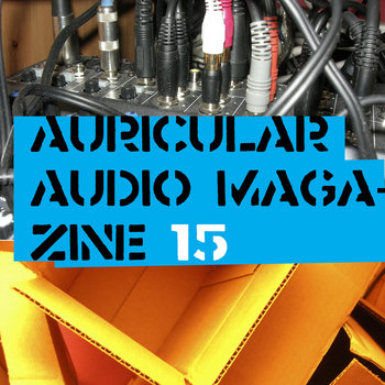 Auricular Audio Magazine #15 cover art