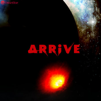 Arrive cover art