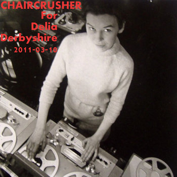 For Delia Derbyshire 2010-03-10 cover art