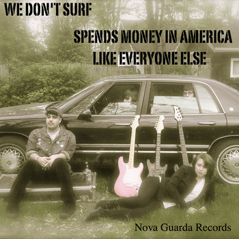 Spends Money in America Like Everyone Else EP cover art