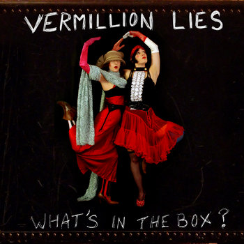 Kim with Vermillion Lies cover art