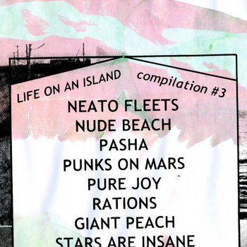 Life On An Island Compilation vol. 3 cover art