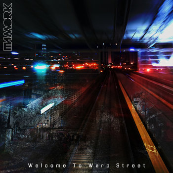 [BMR004] Welcome To Warp Street cover art