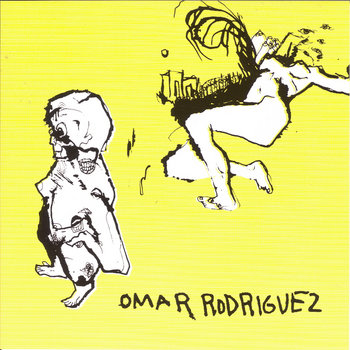 Omar Rodriguez cover art