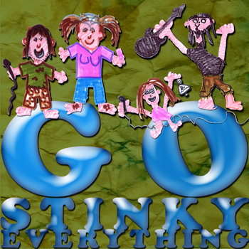 Go Stinky Everything cover art