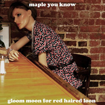 Gloom Moon For Red Haired Loon cover art
