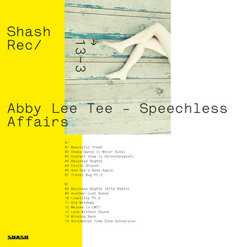 speechless affairs cover art