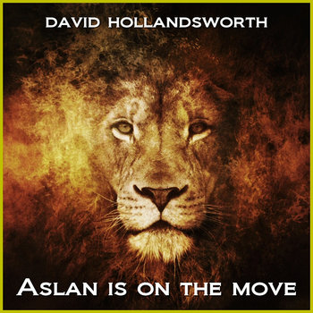 Aslan is on the Move cover art