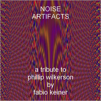 noise artifacts cover art