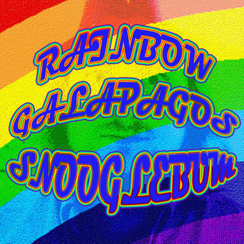 Rainbow Galapagos cover art