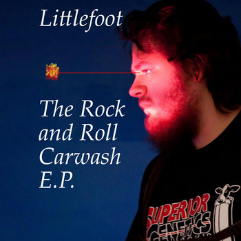 Rock and Roll Car Wash E.P. cover art