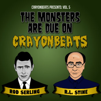 CrayonBeats Presents: Vol. 5 - The Monsters Are Due On CrayonBeats cover art