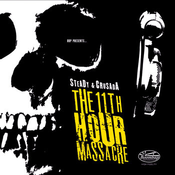 The 11th Hour Massacre cover art