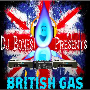 British Gas cover art