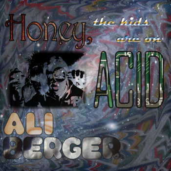 Honey, the kids are on acid cover art