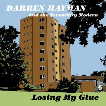 Losing My Glue EP cover art