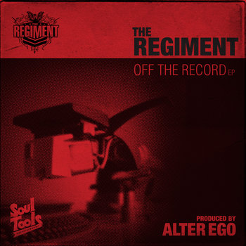 The Regiment - Off The Record (EP)