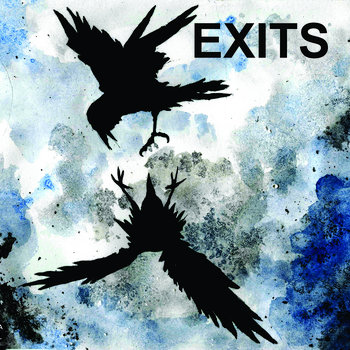 EXITS E.P cover art