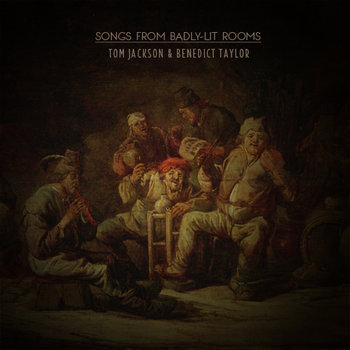 Songs from Badly-Lit Rooms cover art