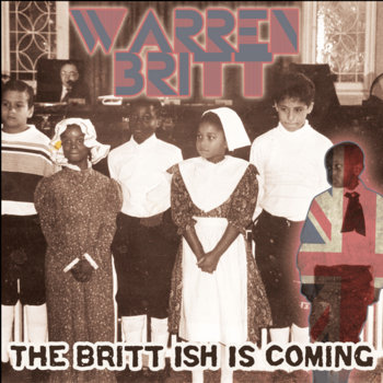 The Britt ISH Is Coming cover art