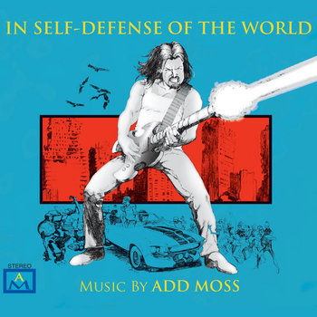 In Self-Defense Of The World cover art