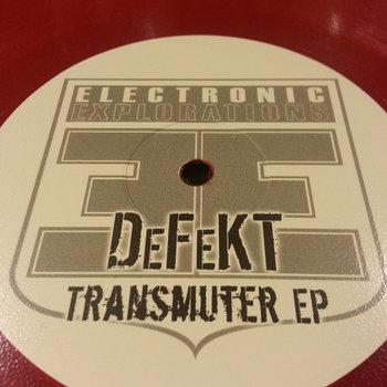 DeFeKT - Transmuter EP cover art