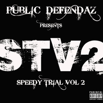 Speedy Trial Vol. 2 cover art