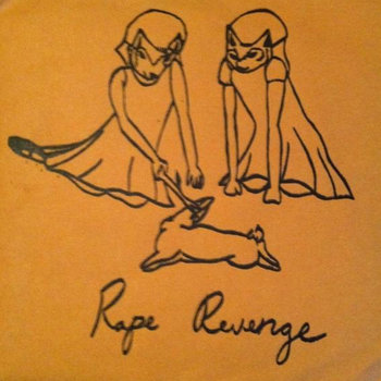 Rape Revenge cover art