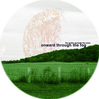 Onward Through the Fog cover art