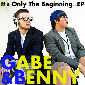 It's Only the Beginning... EP cover art