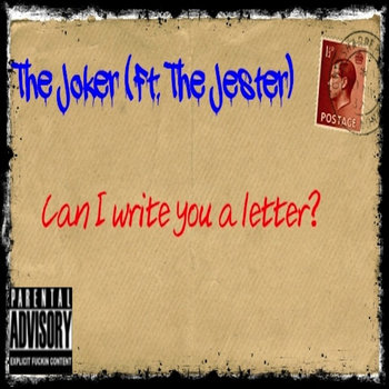 Can I Write You A Letter? cover art