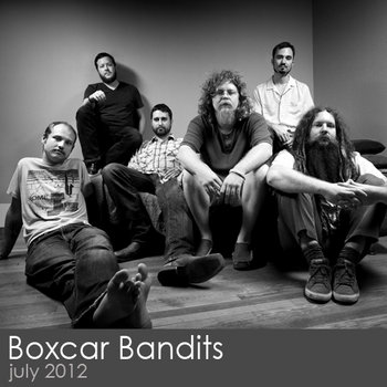 Boxcar Bandits cover art