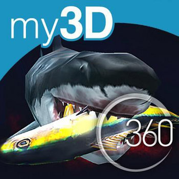 360º Sharks OST cover art