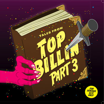 Tales From Top Billin Vol 3. cover art