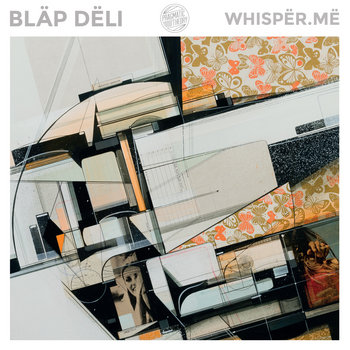 Bläp Dëli - Whispër.Më cover art