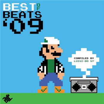 Best Of Beats '09 Compiled by Luigi-Bo 87 cover art