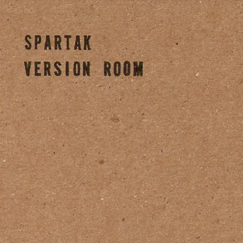 Spartak - Version Room cover art