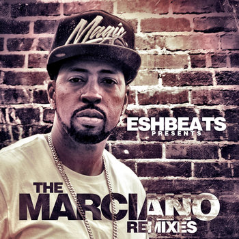 The Marciano Remixes cover art